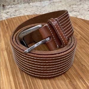 American Eagle Large genuine leather belt